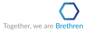 Together We Are Brethren Logo